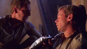 Archer and Trip survive in Desert cs
