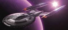 Eaglemoss USS Emmett Till