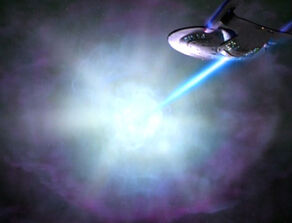 Enterprise-d firing-into-anomaly