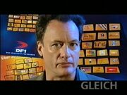 John de Lancie Werbeclip DF1