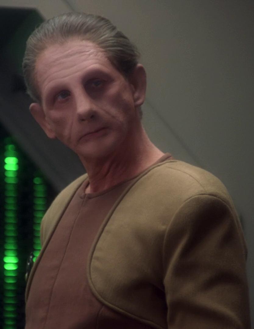 Констебль Одо в 2369 году