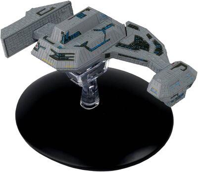 Raumschiffsammlung 73 Borg-Renegatenschiff