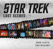 Star Trek Lost Scenes cover