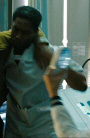 Starfleet medical uniform, 2258