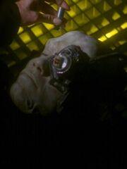 Tote Borg-Drohne 2377