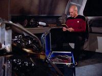 USS Stargazer, Picards cabin
