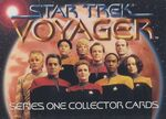 Voyager - Season One, Series One Trading Card T1