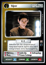 Yelgren in Star Trek CCG