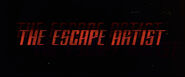 1x04 The Escape Artist title card
