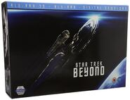 Amazon UK QMx ST Beyond Blu-Ray USS Franklin Set
