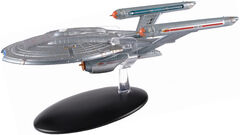 Eaglemoss SP6 Enterprise NX-01 refit