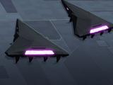 Gelrakian boarding pod