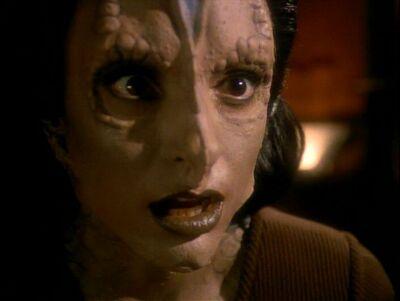 Kira als Iliana Ghemor