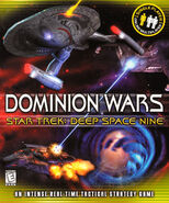 Star Trek Deep Space Nine Dominion Wars box art