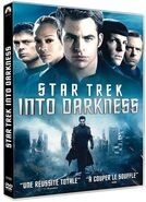 Star trek into darkness (DVD) 2 2013