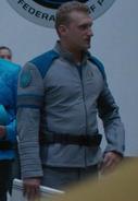 Starfleet starbase sciences uniform