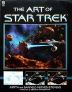 The Art of Star Trek softcover