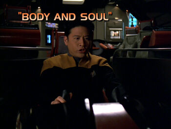 Body and Soul title card