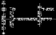 Cardassian script