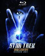 DIS Season 1 Blu-ray cover