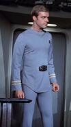 Decker an Bord der Enterprise