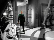 Der Doktor kommt aufs Holodeck