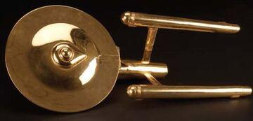 Enterprise golden display model