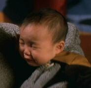 Harry Kim, infant