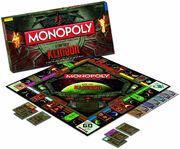 Klingon Monopoly game