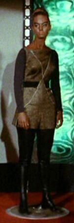 Klingon female uniform