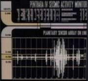 Seismographic scan
