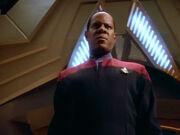 Sisko will wissen wer Dukats Entführer sind