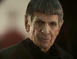 Spock, 2387