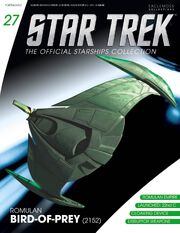Star Trek Official Starships Collection Issue 27