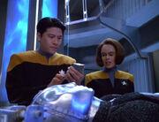 Torres und Kim reparieren 3947