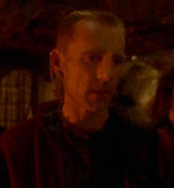 ...as a Bajoran scavenger