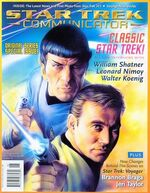 Communicator issue 117 cover