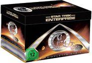 Enterprise Complete German 2015 DVD cover