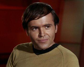 "Ensign Chekov in <a href=""/wiki/2268"" title=""2268"">2268</a>"