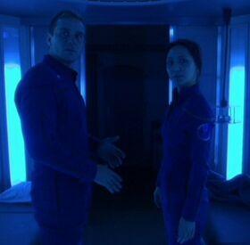Sato and Tucker under Organian control