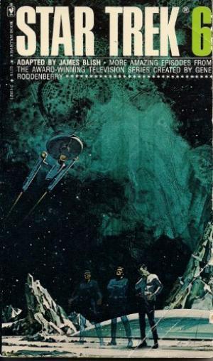 Star Trek 6 (Bantam Cover 3)