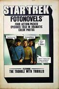 Star Trek Fotonovel 1978 boxed set
