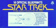 Star Trek The Motion Picture Blueprints