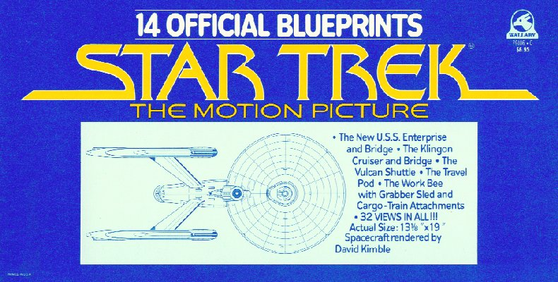 Star trek the motion picture blueprints memory alpha fandom star trek the motion picture blueprintsg star trek the motion picture blueprintsg malvernweather
