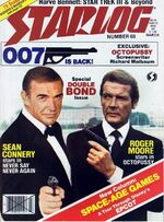 Starlog issue 068 cover