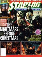 Starlog issue 197 cover
