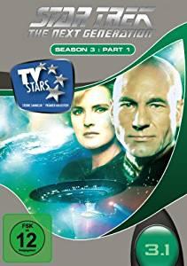 TNG Staffel 3-1 DVD