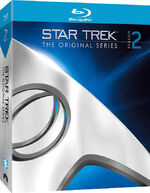 TOS Season 2 Blu-ray cover