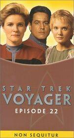 VOY 22 US VHS