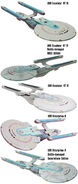 AA DST Enterprise-B Excelsior